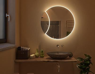 Moonlight Bathroom