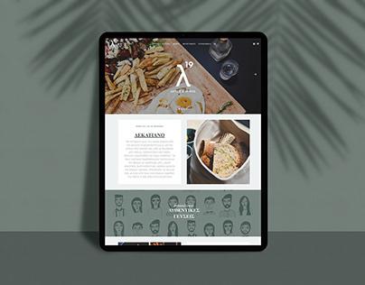 λ19 | Website