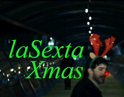 laSexta Navidad 2015. TV campaign.