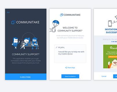 Communitake