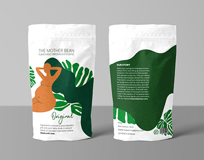 Packaging - The Mother Bean