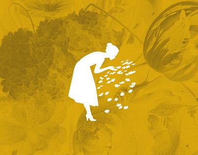 Anna In The Garden - branding