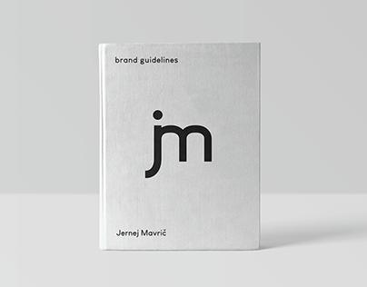 jm, brand identity