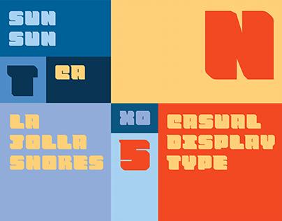Celebrate, A Bespoke Typeface