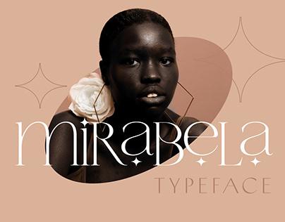 Mirabela Typeface