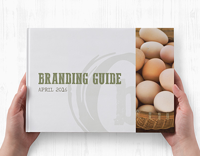 Beking's Poultry Farm Branding Guide