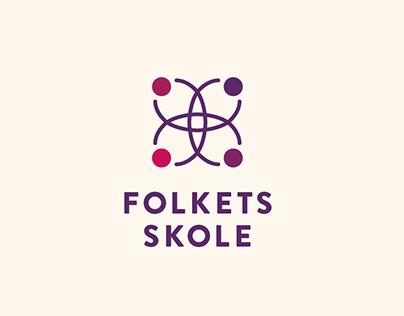 FOLKETS SKOLE - Webdesign