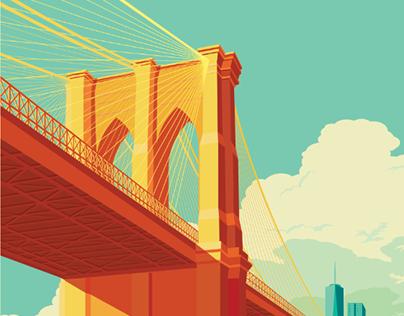 Brooklyn Bridge NYC 2015