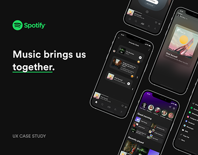 Spotify - Case Study (D&AD New Blood Awards)