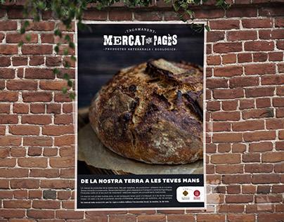 Gráfica Publicitaria - Mercat de Pagès