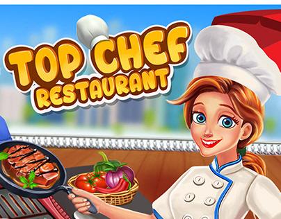 Top Chef Restaurant - Game Design