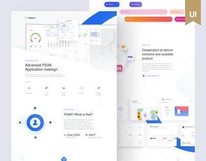 Modern PSIM: Application redesign