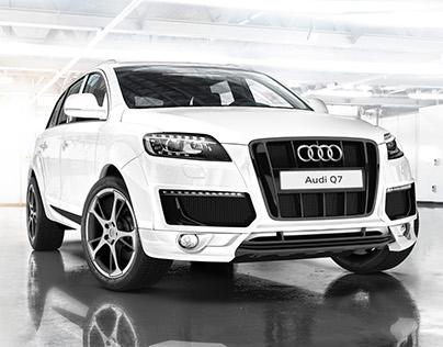 Audi Q7 hires 8k