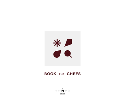 Book The Chefs Logo