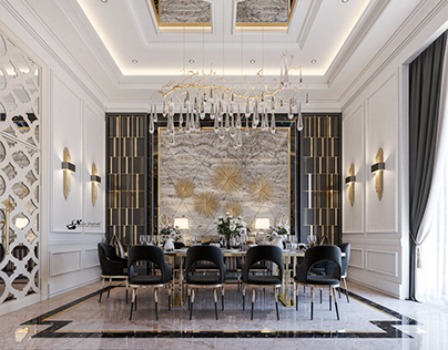 Luxury Diningroom