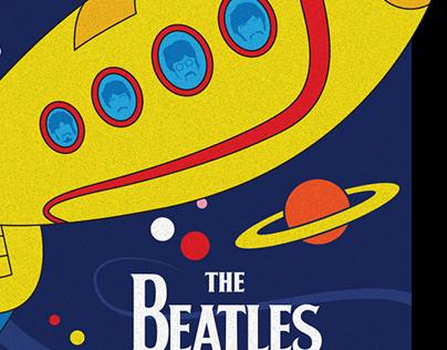 The Beatles Shop Billboard
