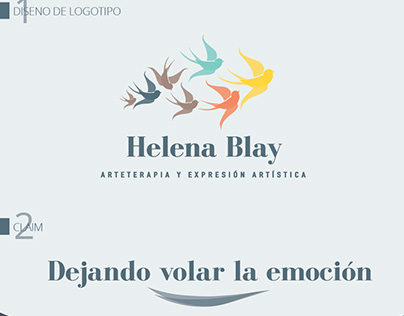 Helena Blay – Arteterapia - Identidad Corporativa