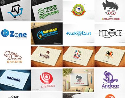 Professional Logo Designing by PACEWALK
