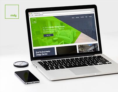 MDG website
