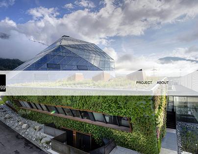 Web / A Saggio Architecture, Brixen