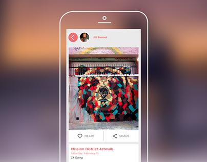 Locl 5 Travel App