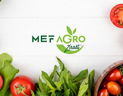 MEF AGRO Mehmet Ali KARAMAN Brand&Logo Design