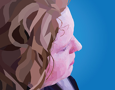 Geometric Self Portrait