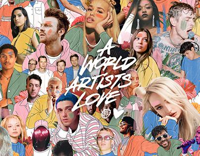 A World Artists Love (AWAL)