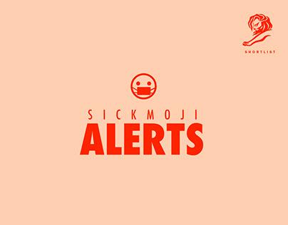 Sickmoji Alerts / YOUNG LIONS MEDIA SHORTLIST 2020