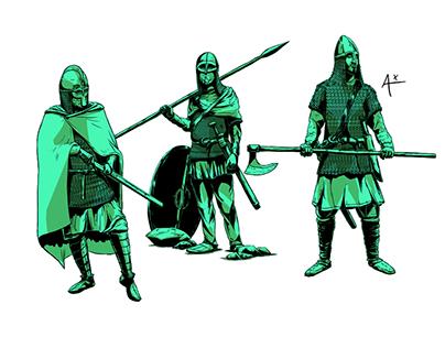 Fantasy Vikings // pt. 1