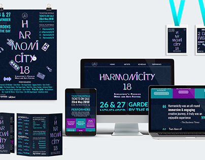 Harmonicity18 (Music Event Collateral)