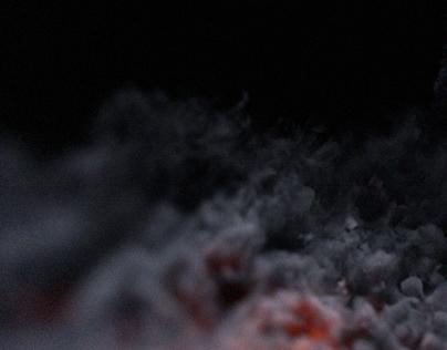 Houdini/Arnold Fire Champagne