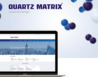 Quartz Matrix Design