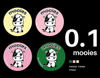 Mooies Logo concept