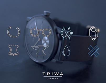 TRIWA - icons/emojis