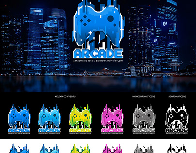 Logo Arcade
