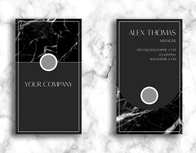 Business Card design From $ 10