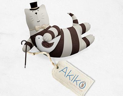 Akiko - Branding