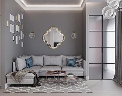 Interior Visualization 005