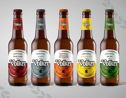 Volker - Craft Beer