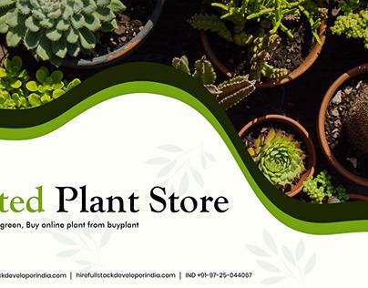 Online Plant Store