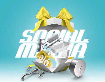 Social Media - Plumbing