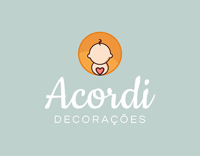 Motion Design - Logo Acordi Decorações