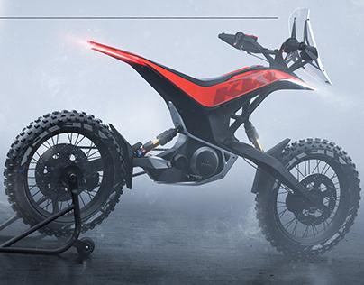 KTM Light Adventure Concept