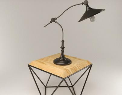 Loft furniture FREE DOWLOAD 3Ds Max object
