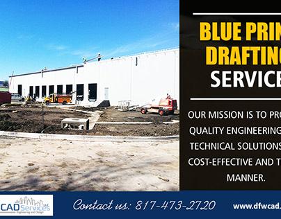 Blue Print Drafting Service