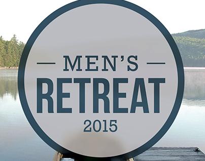 Booklet Design & Layout | Men's Retreat