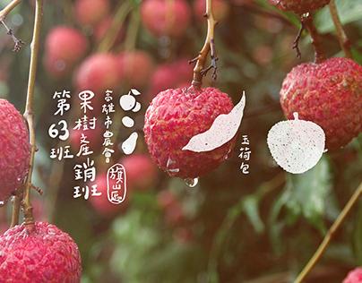 高雄市旗山區果樹產銷班第63班-品牌形象重塑