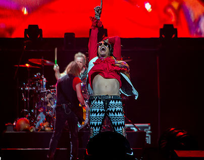 Aerosmith 6-13-15 Gila River Arena