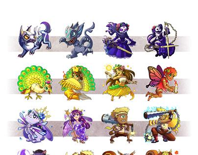 Monster Design IV